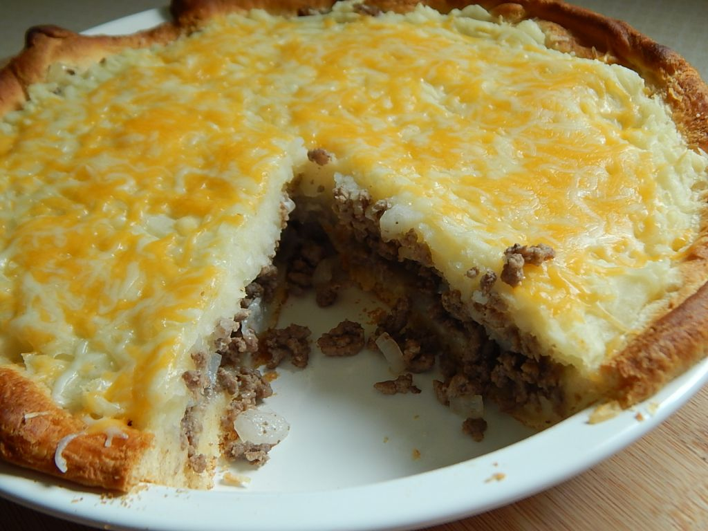 Meat and mashed potato pie - Drizzle Me Skinny!Drizzle Me ...