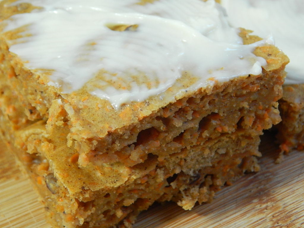 How Many Calories In Carrot Cake With Icing
