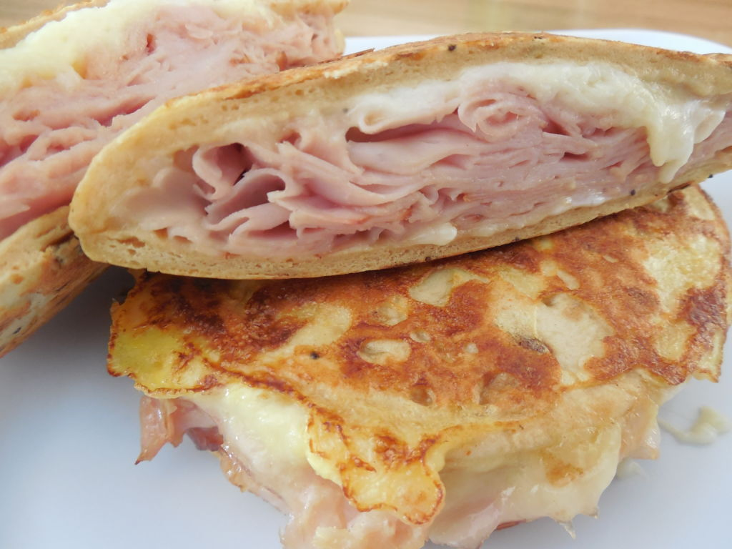 Monte Cristo Flatout Sandwich Drizzle Me Skinny Drizzle