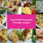 Top 10 WW freestyle friendly recipes